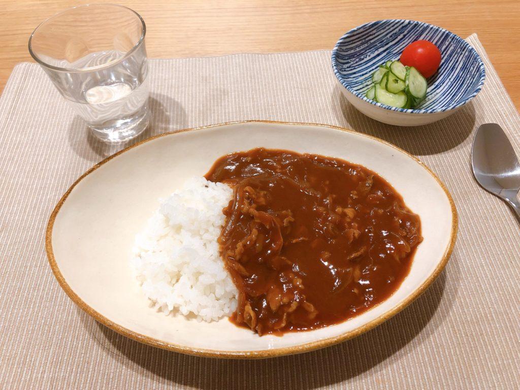 ハウス食品の株主優待・ハッシュドビーフ