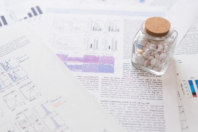製薬会社イメージ