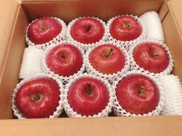 アークス(9948)から株主優待が到着!届いた青森県産の蜜入りリンゴは極上品でした