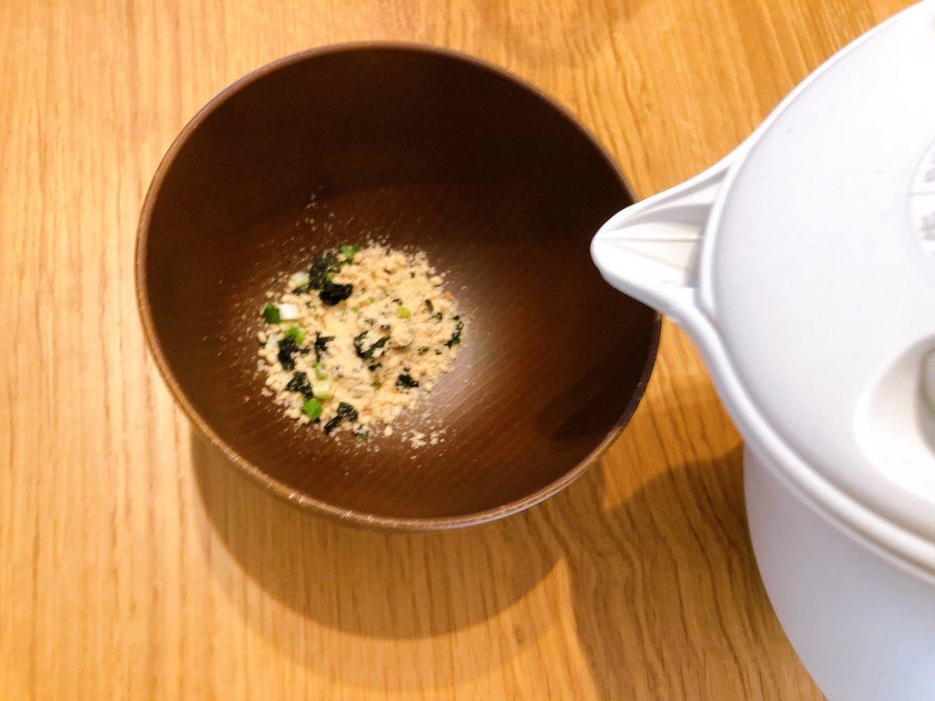 理研ビタミンのわかめスープ